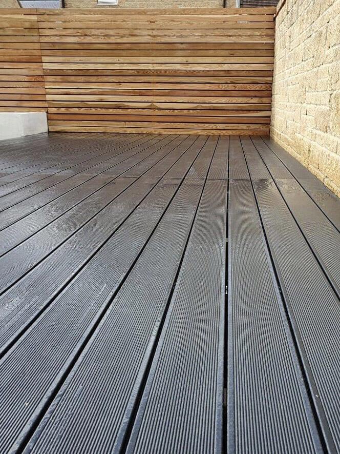 Bendigo composite deck installation