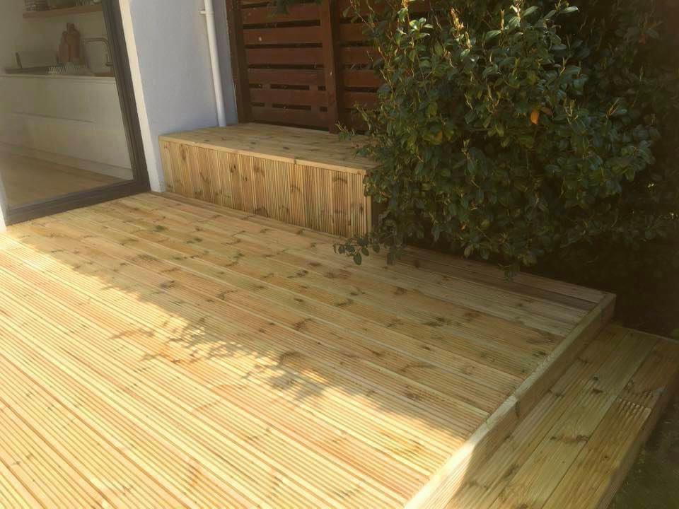 Timber Decking Bendigo Co